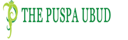 The Puspa Ubud - Logo Full