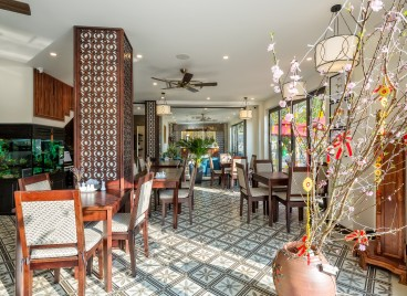 The Gourmet Corner Restaurant - HAKA Hotel & Apartment, Danang