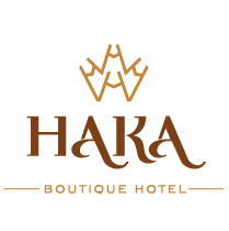 Haka Hotel & Apartment - Logo Full