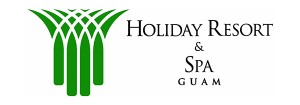Holiday Resort & Spa Guam - Logo Full