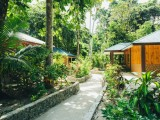Bungalows Grounds | M&A Eco Beach Bungalows
