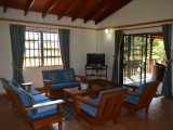 3-Bedroom Villa Living Room | Heliconia Grove | Praslin, Seychelles