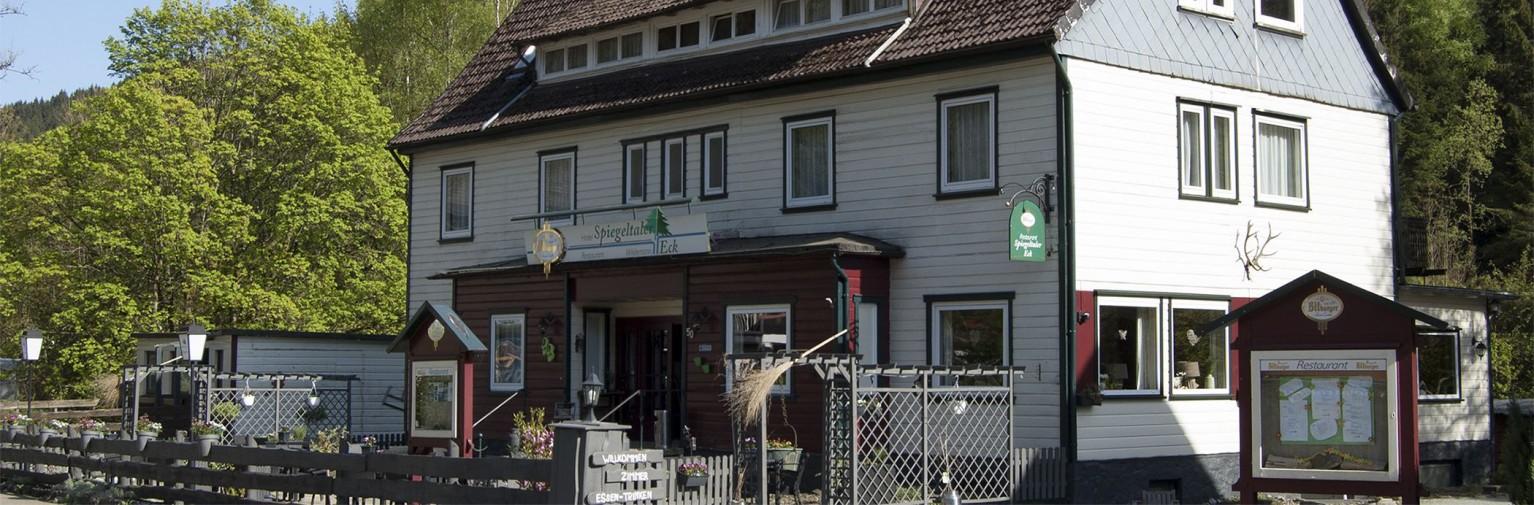 Hotel Spiegeltaler Eck - Wildemann im Harz