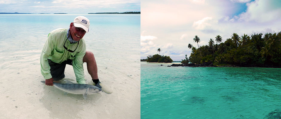 Aitutaki Sports & Fly Fishing - Banner