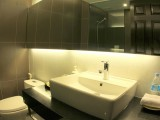 Junior Suite bathroom, Anise Hotel, Hanoi, Vietnam