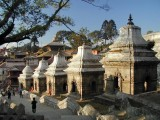 Array of temples near Pashupatinath | Sightseeing Tour by Hotel Mums Home | Kathmandu, Nepal