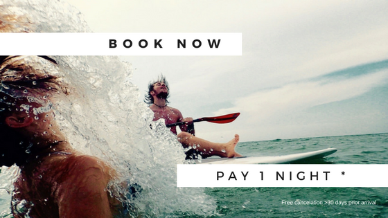 Book now pay later at Bali hotel Pearl