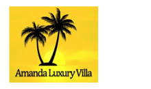 Amanda Luxury Villa - Logo Full