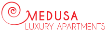 Medusa Luxury Apartment-Studios - Logo Full