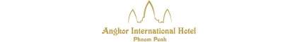 Angkor International Hotel - Logo Full