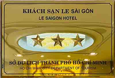 Le SaiGon Hotel - The 3 star hotel