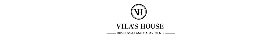 Vila's House - Logo Full