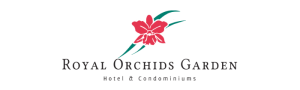 Royal Orchids Garden Hotel - Logo Full