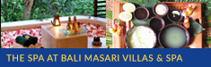 Spa and Massage Treatment at Bali Masari Villas & Spa