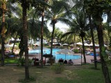 Pool view - Saigon Mui Ne Resort, Phan Thiet, Vietnam