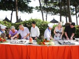 Cooking class - Saigon Mui Ne Resort, Phan Thiet, Vietnam