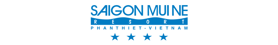 Saigon Mui Ne Resort - Logo Full