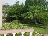 Beautiful front yard | Four Villages Inn | Kumasi, Ghana