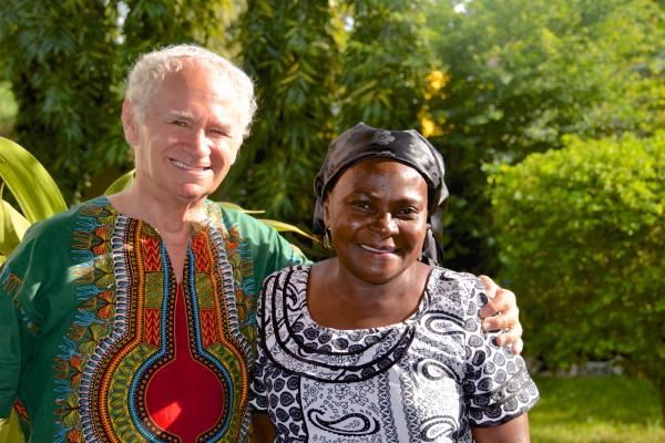 Chris and Charity Scott Four Villages Founders
