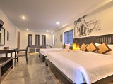 Family Room - Second Floors - Boutique Hotel in Siem Reap