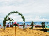Wedding on the Amoa Jetty | Amoa Resort | Savaii, Samoa
