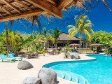 Relax at the Pool | Amoa Resort | Savaii, Samoa