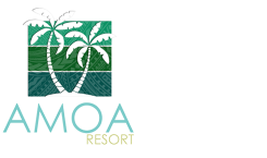 Amoa Resort - Logo Full