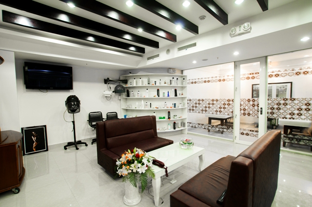 Beauty salon - Kaya Hotel, Tuy Hoa,Vietnam