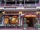 The front, Legend Hotel, Sapa, Vietnam