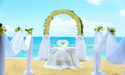 beach wedding in seychelles