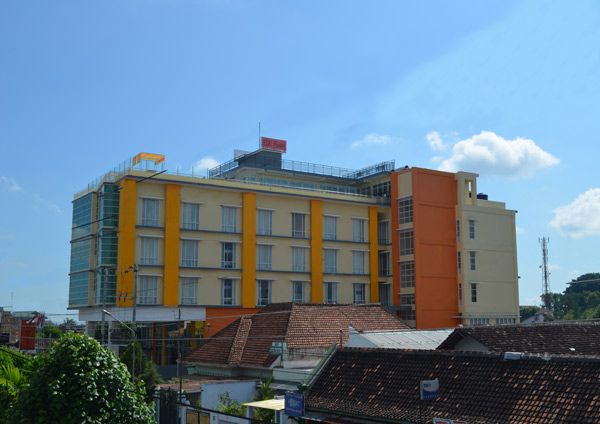 The Building EDU Hostel Jogja Yogyakarta