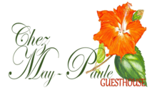 Chez May-Paule Guest House - Logo Full