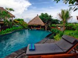 Pool | Flower Bud Bungalow Balangan