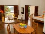 Studio with Balcony Living Area | La Residence | Mahe, Seychelles