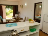 Studio Garden Kitchen & Living Space | La Residence | Mahe, Seychelles
