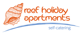 Reef Holiday Apartments - Logo Full