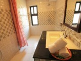 Attached Bathroom Binocular telescope | Hotel Splendid View | Pokhara, Nepal