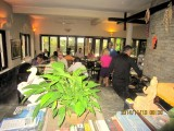 Buffet breakfast | Mum's Garden Resort | Pokhara, Nepal