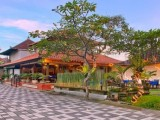 Main Entrance to Hotel, Puri Sading Hotel, Sanur, Bali - Indonesia