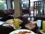 Daily Breakfast, Villa Sasoon