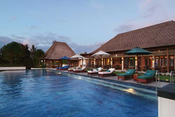 Swimming Pool, Villa Mahapala, Sanur, Bali - Indonesia
