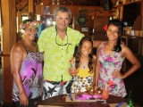 Birthday at the Boatshed - Popoara Ocean Breeze Villas