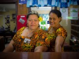Friendly Samoan Staff