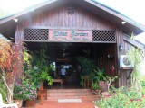 Entrance - Rose Garden Resort - Palau