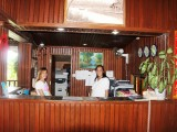 Reception - Rose Garden Resort - Palau
