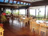 Restaurant - Rose Garden Resort - Palau