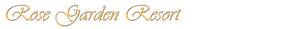 Rose Garden Resort - Logo Full