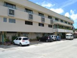 Front View - West Plaza Hotel by the Sea - Palau