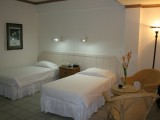 Twin Room - West Plaza Hotel by the Sea - Palau