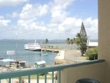 Balcony View - West Plaza Hotel Coral Reef - Palau